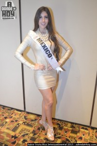 Rocio Sanchez Reina Costa Rica Intercontinental 2015