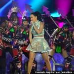 Fotos de Katy Perry en Costa Rica - Prismatic World Tour