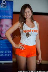 Natalia Torres Chica Hooters 2016 Costa Rica