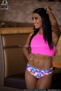 Luisana Sanchez Chica Hooters 2016 Costa Rica
