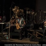 Concierto de Monsieur Periné en Costa Rica