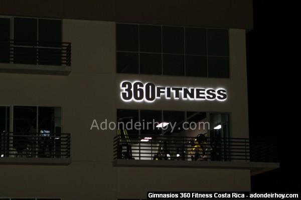 Gimnasios 360 Fitness Costa Rica