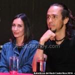 AutenTicos del Rock Stella Peralta, Luis Arenas
