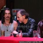 AutenTicos del Rock Bernal Villegas, Pato Barraza