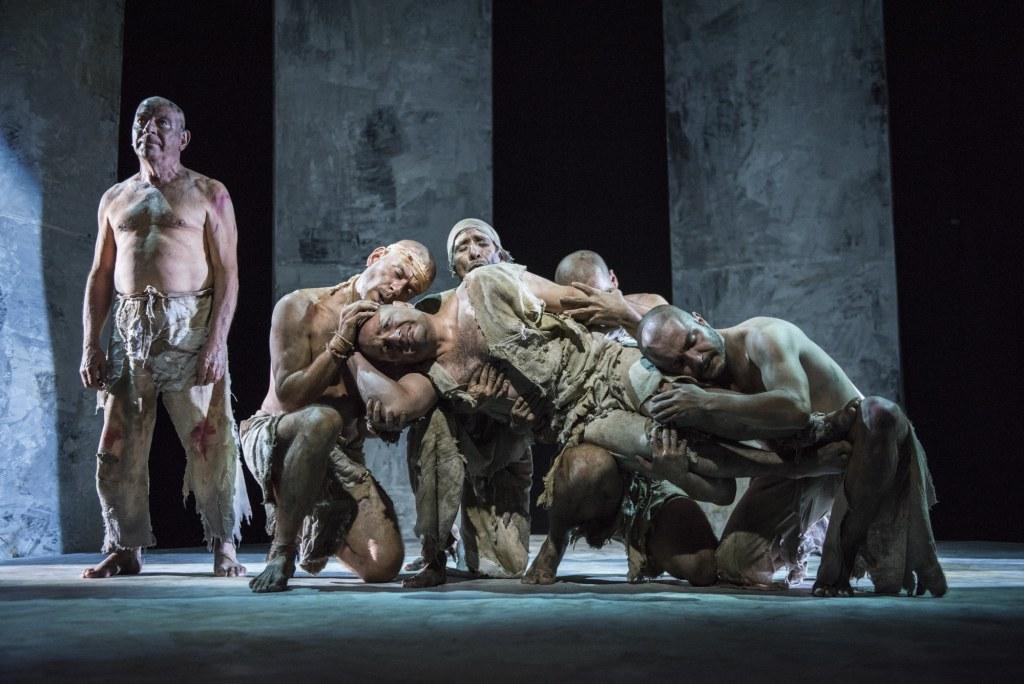 La Isla De Los Hombres Solos en Teatro Espressivo