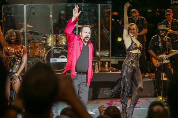 Concierto KC and the Sunshine Band en Costa Rica en el Retrofest