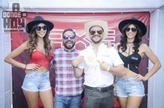 Ivonne Cerdas, Boris Alonso, Yiyo Alfaro y Monique Rodríguez