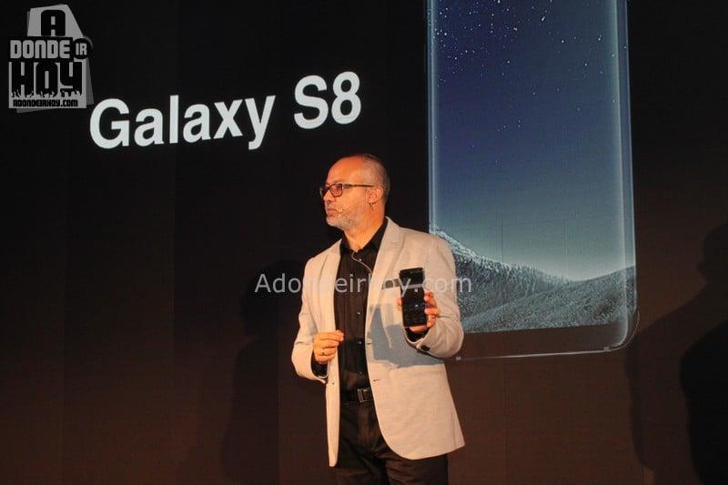 Samsung S8 en Costa Rica