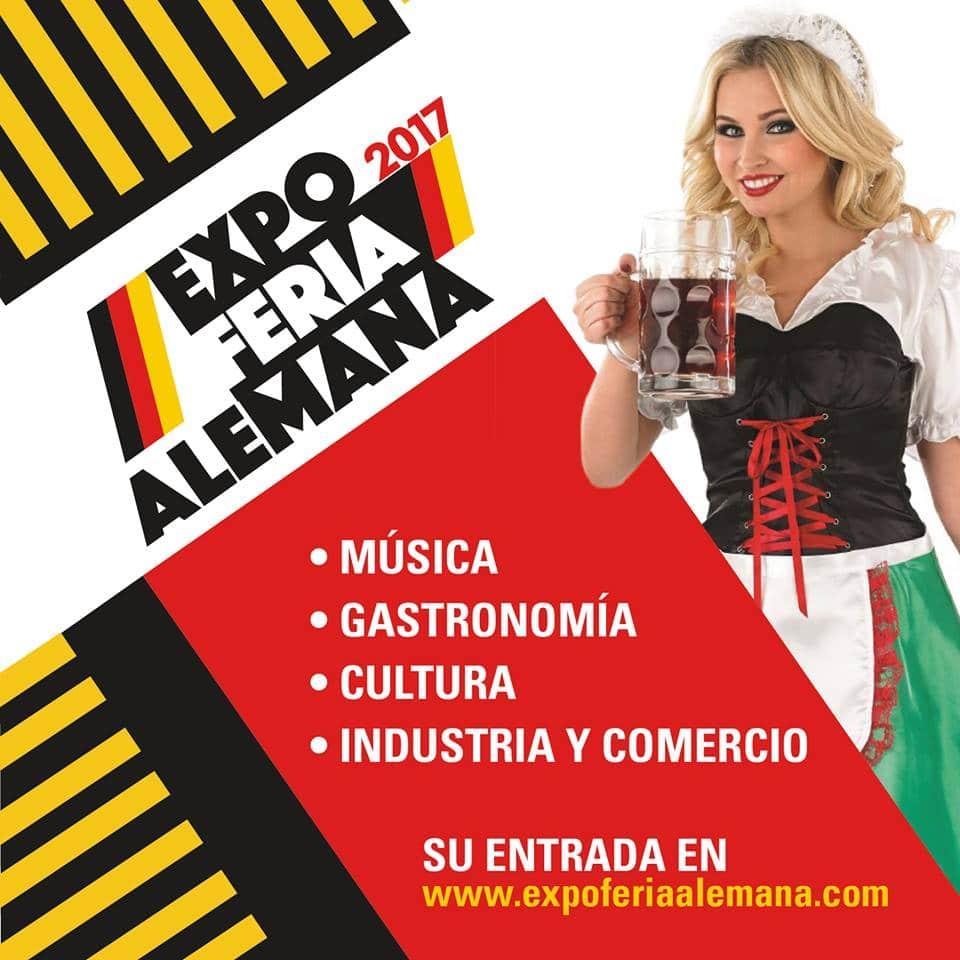 Feria Alemana 2017 en Parque Viva