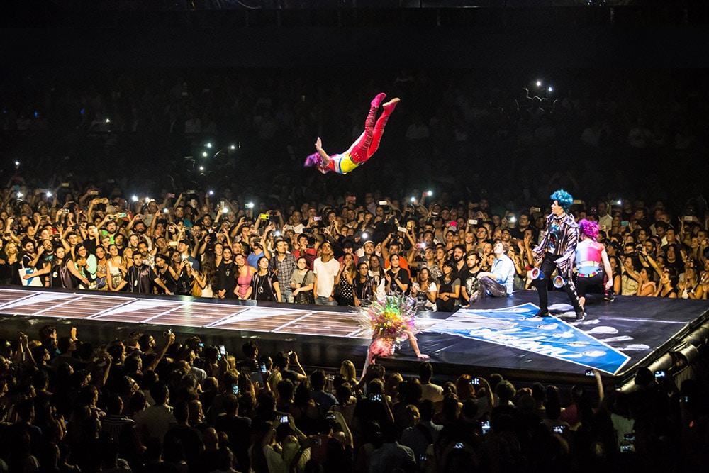 Circo del Sol en Costa Rica 2018