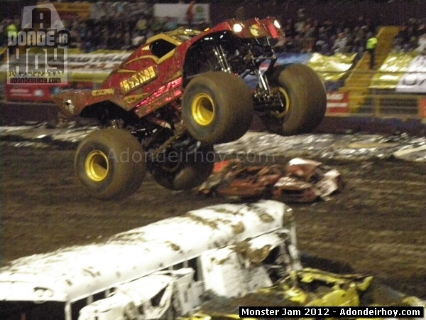 Monster Jam Costa Rica