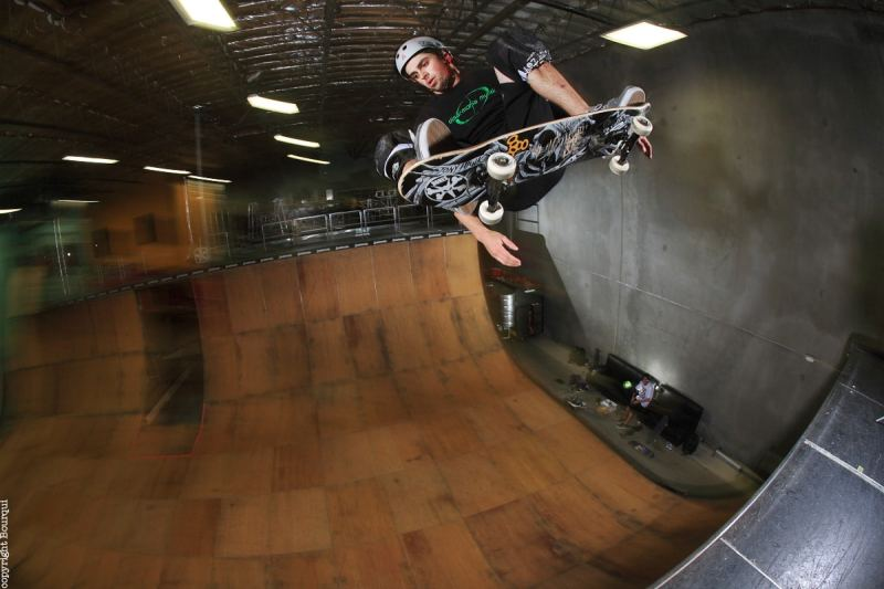 Skateboarding en el X-Knights Costa Rica