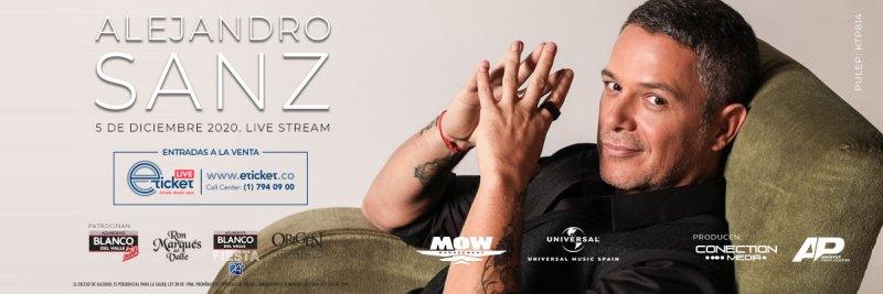 Sanz vía Live Stream 2020
