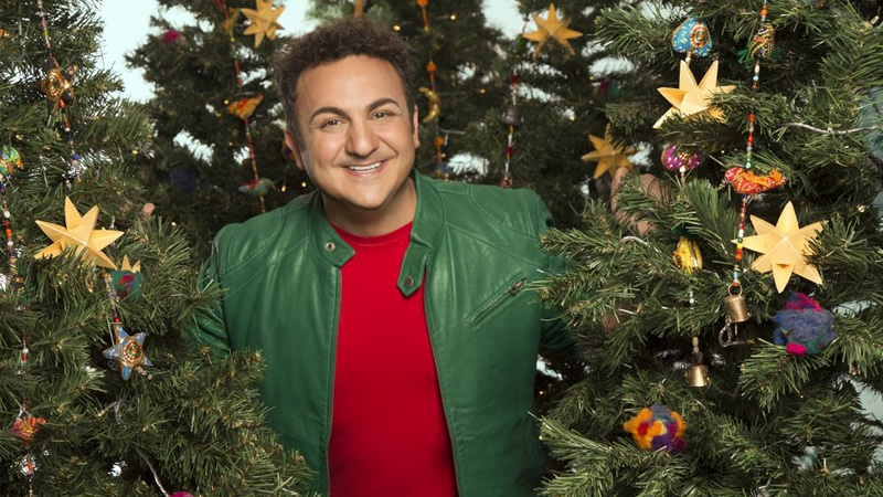 Topa prepara Una Navidad especial