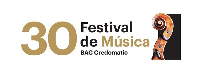 30 Aniversario del Festival de Música BAC Credomatic