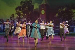 """""""Henrietta, el musical"""" una serenata a Costa Rica - ensayos 4 - ADIH"""