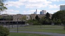 Uni Campus mit Blick auf den zukünftigen Arbeitsplatz