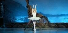 a ballarina...