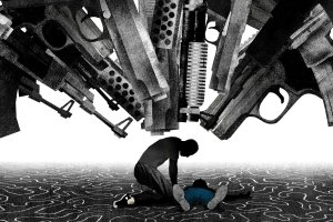 العنف في المجتمع العربي