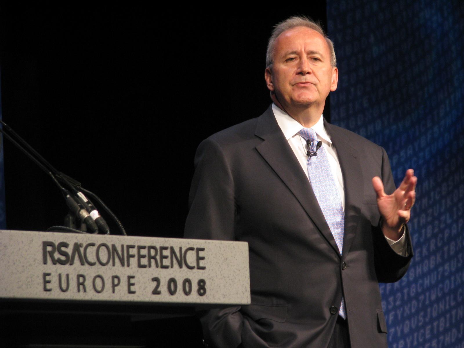 Keynote RSA Europe 2008