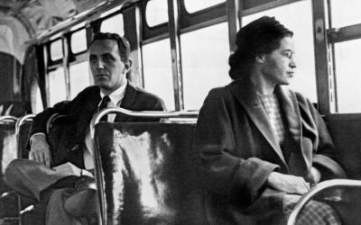 A Speech on Rosa Parks, Civil Rights, & The People
