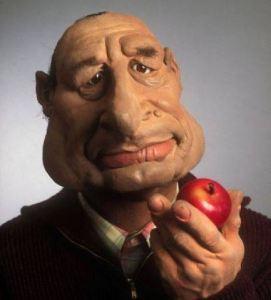 Fini la dictature du chocolat, mangez des pommes !