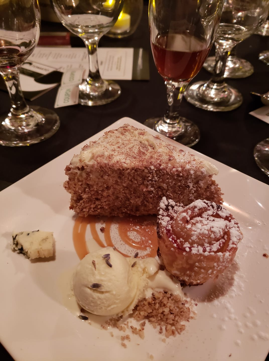 Seed to Table Dessert