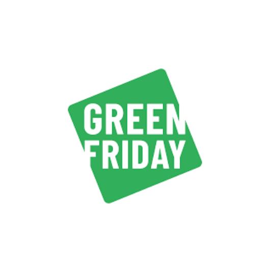 Pour le Green Friday, Rose se met au vert !
