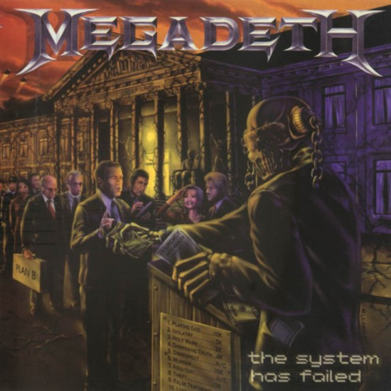 Megadeth-The_System_Has_Failed-Frontal