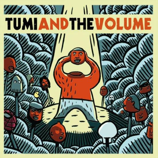 tumi and the volume pick