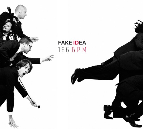 Fake-IDea-166-BPM-Pochette-album