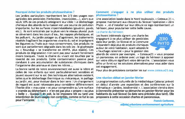 Bulletin Donneville (Sicoval)