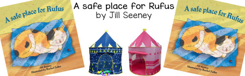 A safe place for Rufus book by Jill Seeney