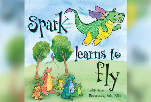 Spark Learns to Fly book