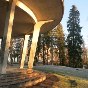 Näsinpuiston laululava. Kuva: Miia Hinnerichsen.
