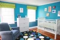 10 colorful nursery design ideas
