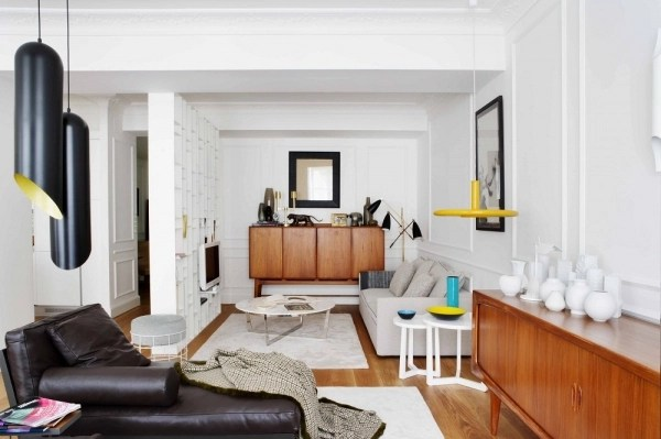 A recipe for eclectic style  Adorable Home