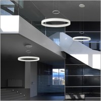 Adding contemporary touch to your home with LED ceiling lights