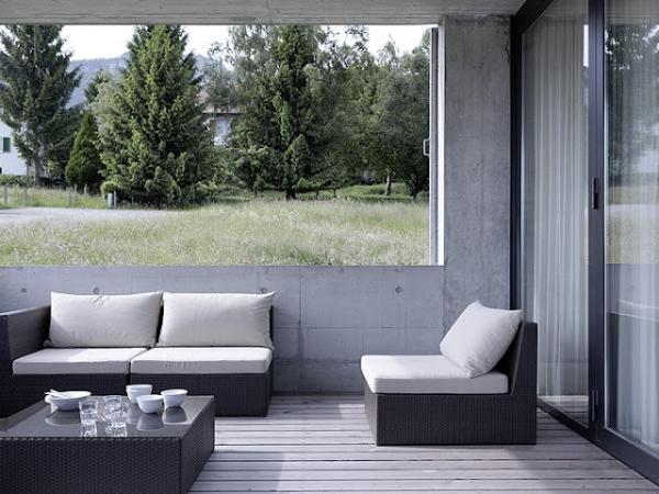 Beautiful Modern Concrete House Adorable Home