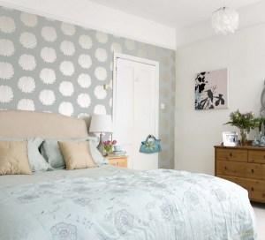 bedroom pattern space luxury
