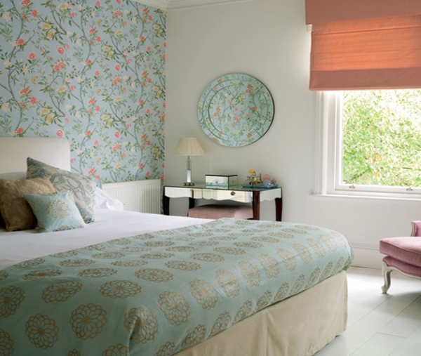Bedroom Wallpaper Ideas  Adorable Home