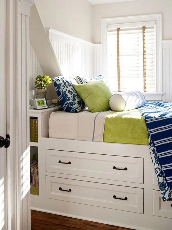 small bedroom spaces Big Ideas for Small Bedrooms – Adorable Home