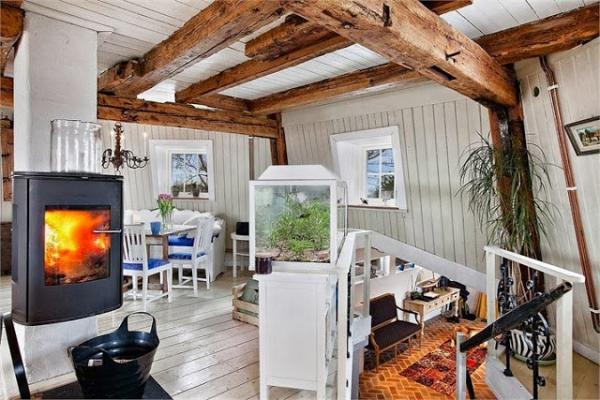 Small Kitchen Design Open Plan