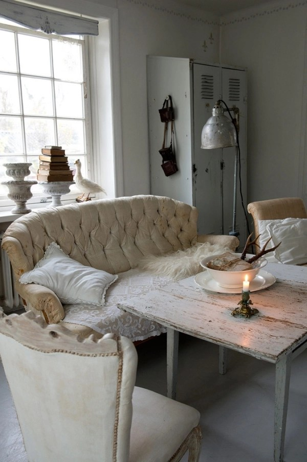 Charming Shabby Chic Dcor  Adorable Home