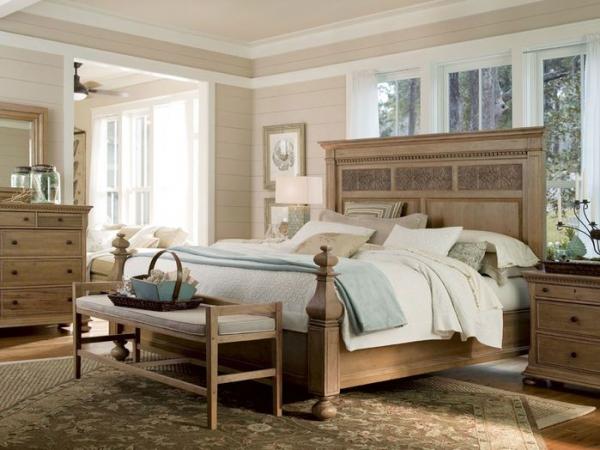 Comfy Country Bedroom Design Ideas