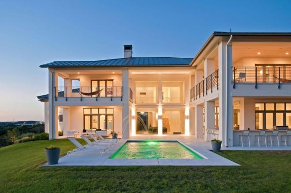 Contemporary House Design In The USA – Adorable Home