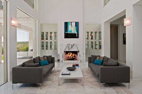 Contemporary house design in the USA  Adorable Home