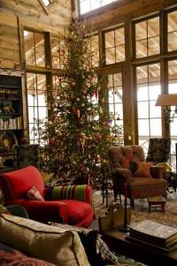 Country Christmas Decor  Adorable Home