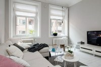 Cozy chic apartment rendered in scandinavian vibesCozy ...