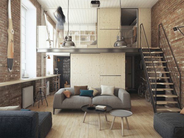 small apartment ideas from